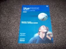 Oldham Athletic v Blackpool, 2003/04